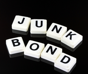 The Word junk bond - A Term Used For Business in Finance and Stock Market Trading