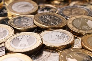 Euro-Coins-Stock-Photo